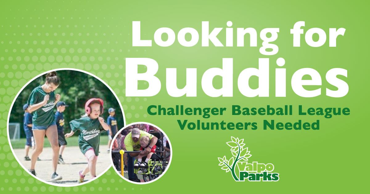 Challenger Baseball League - Volunteers Needed