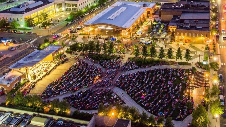 Northwest Indiana Symphony at Central Park Plaza