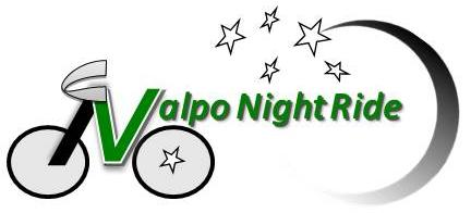 Valpo Night Ride Logo